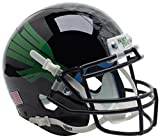 NCAA North Texas Mean Green Black Mini Helmet, One Size