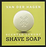 Van der Hagen Men's Luxury Scented Shave Soap - 3.50 oz