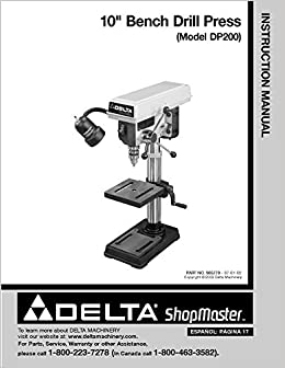 Delta Shopmaster DP200 10