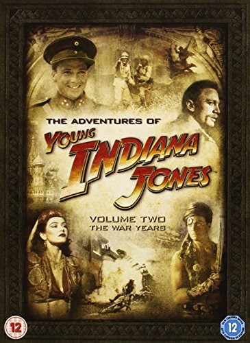 The Adventures Of Young Indiana Jones Vol.2 (9 Disc Box Set) [1992] [DVD]