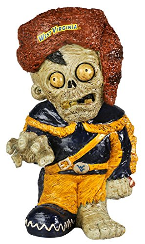 West Virginia Mountaineers Zombie Figurine product image