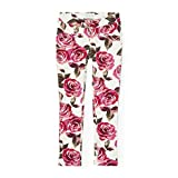 The Children's Place Big Girls' Fashion Pants, Simplywht 91612, 10
