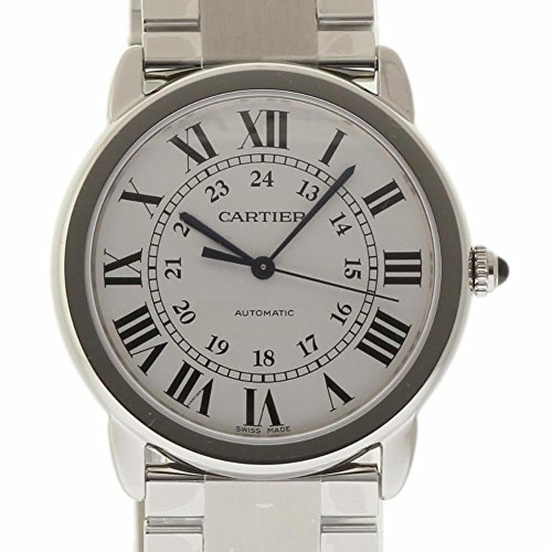 Cartier Ronde Solo swiss-automatic mens Watch WSRN0012 (Certified Pre-owned) by Cartier (Image #7)