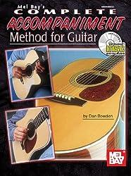 Complete Accompaniment Method For Guitar
