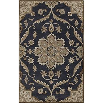Amazon Com Surya Caesar Cae 1113 Hand Tufted Wool Classic