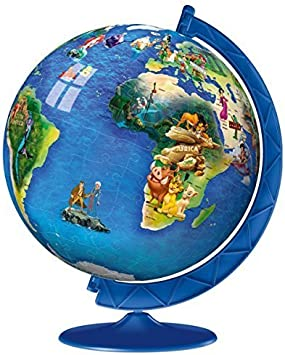 Ravensburger Disney World Map 3D Puzzle