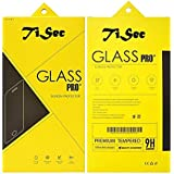Apple Iphone 6 / 6S Matt / Matte Tempered Glass By TiSec With 30 Days Money Back Guarantee