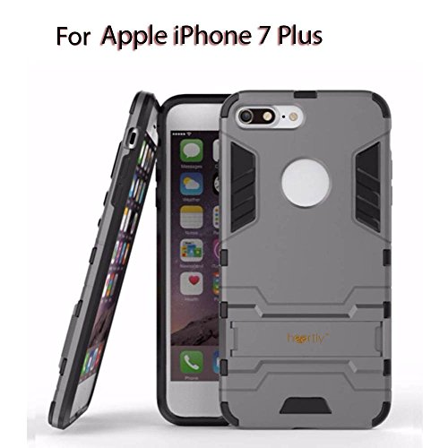 Apple iPhone 7 Plus Graphic Stand Hard Back Case By Heartly