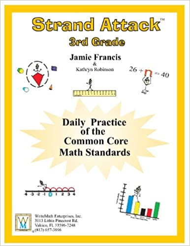 Counting Number worksheets math go worksheets : 3rd Grade Common Core Math - Daily Math Practice Worksheets ...