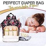 Pantheon Diaper Bag- Backpack Diaper Bags for Baby