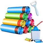 Bolsas-de-BasuraBolsas-Basura-Con-AsasBolsas-Compostables-Para-Oficina-en-Casa-Bano-Se-adapta-a-Cubos-de-10-15-Litros10-Rollos-Multicolor150-Cuentas-150-Cuentas