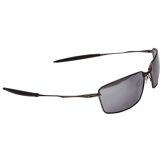 11a3c28d7b Amazon.com  New Oakley Square Whisker Pewter c.05-769 Sunglasses Auth  Shoes