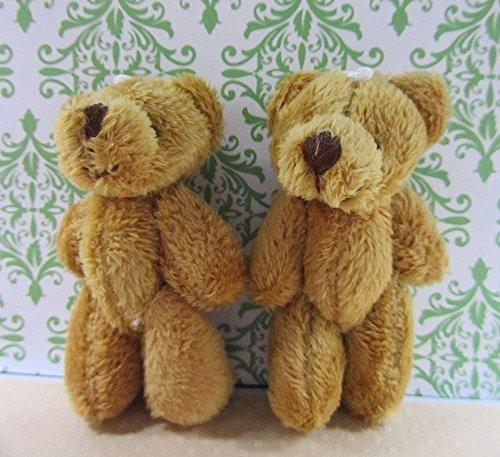 6 Little Furry Teddy Bear 3.5