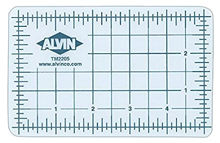 Alvin TM2236 TM Series Translucent Professional Self-Healing Cutting Mat 24 inches x 36 inches Alvin & Company Inc.