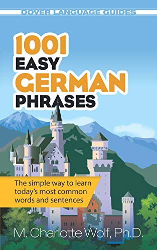 1001 Easy German Phrases...