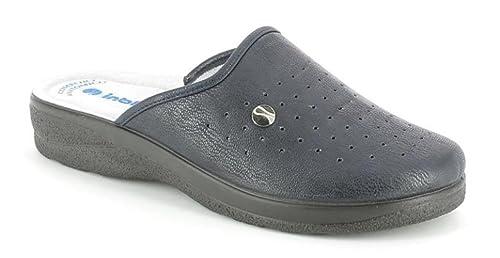 sito ufficiale ultima selezione sconto del 50 INBLU Pantofole Ciabatte SANITARIE da Uomo MOD RH-33 Blu