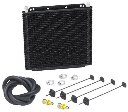 (Hayden Automotive 689 Rapid-Cool Plate and Fin Transmission Cooler)
