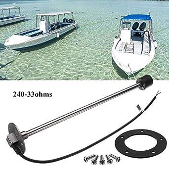 400mm Oil Fuel Water Level Gauge Sensor Sender For Marine Boat RV Car
