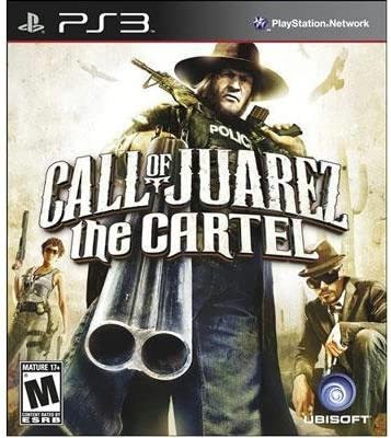 Call of Juarez: The Cartel PS3: Video Games - Amazon.com