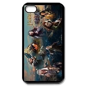 iPhone 4,4S The Hobbit pattern design Phone Case