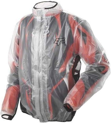 Clear All Sizes Fox Racing Fluid Mx Mens Jacket Coat