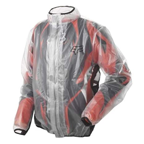 Fox Racing 2019 Youth MX Fluid Jacket (SMALL) (CLEAR)