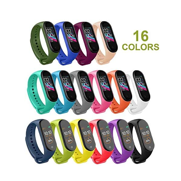 Crazy Bands Dito Anello 24 pezzi//confezione in silicone 6 diversi animali e colori Girls