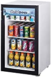 Turbo Air TGM-5R-N6, 1 Door, Glass Swing Door Refrigerator