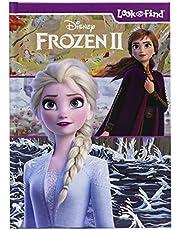 Disney - Frozen 2 Look and Find Activity Book - PI Kids