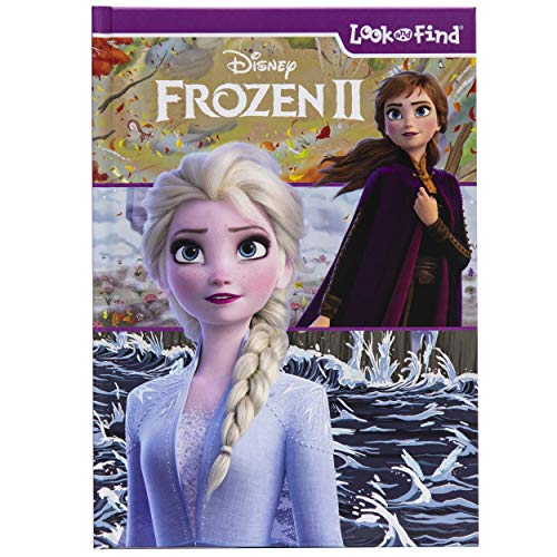 Disney - Frozen 2 Look and Find Activity Book
