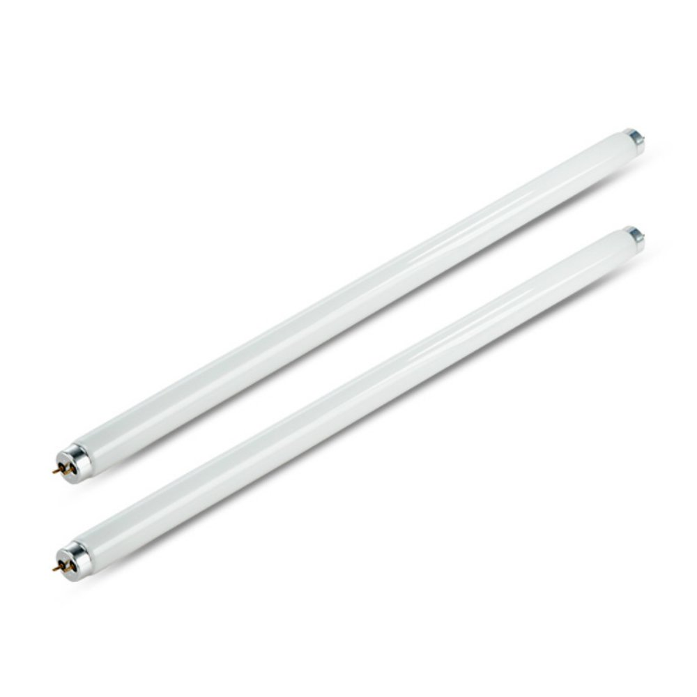 2-Pack 15W T8 UV Lamp Tubes Replacement YONGTONG 30W Bug Zapper Mosquito Insect Killer Light Bulb UV Tubes 30w