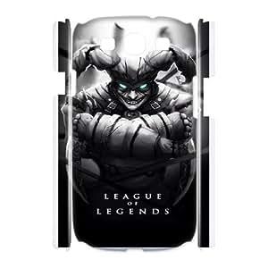 DIY League of Legends phone case For Samsung Galaxy S3 I9300 QQ1R2377