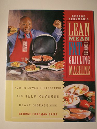 foreman grill how to books - 9