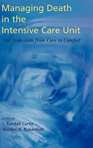 Managing Death in the Intensive Care Unit: The Transition from Cure to Comfort