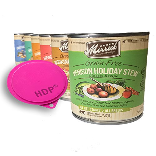 From U S A Merrick Dog Food Cans 13 2oz Mix and Match