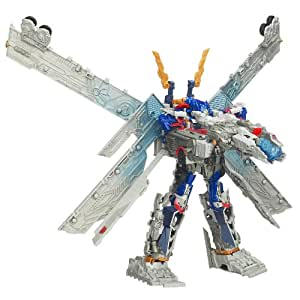 Transformers: Dark of the Moon - Ultimate Optimus Prime