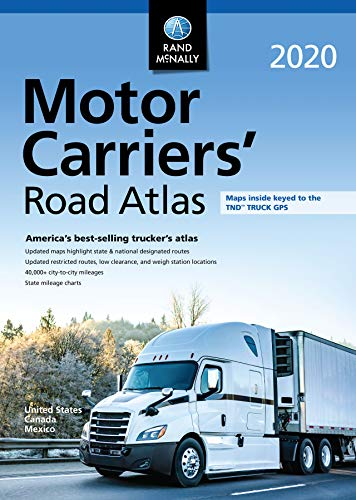 Rand McNally 2020 Motor Carriers