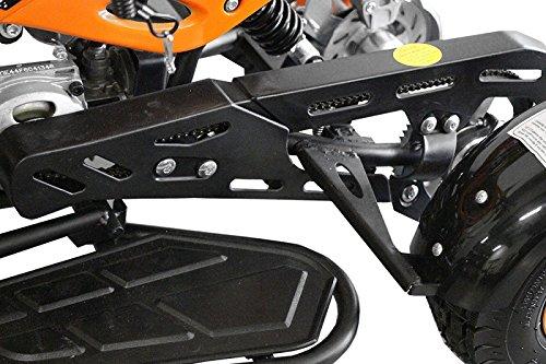Motorbimbo Nitro Motors MIni Quad 50 Sios Arancio