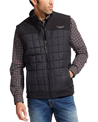 Ariat Mens Relentless Persistence Vest XXL R (Ariat Quilted Vest)