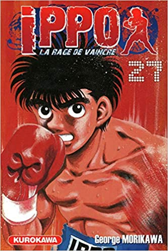 Ippo - Saison 1 - La rage de vaincre Vol.27