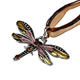 Usstore Women Retro Dragonfly Pendant Chain Rhinestone Necklace - Best Reviews Guide