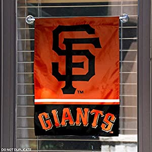 San Francisco Giants Double Sided Garden Flag