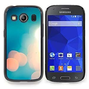 Stuss Case / Funda Carcasa protectora - Azul Blanco Mood Faint - Samsung Galaxy Ace Style LTE/ G357
