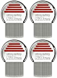 (4 PACK) - Nitty Gritty - Nit Free Comb | 1unit | 4 PACK BUNDLE