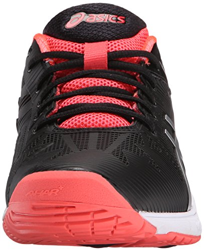 sneakernews for sale Asics Women's Gel-Solution Speed 3 Tennis Shoe Black/Silver/Diva Pink Inexpensive online limited edition wholesale price PCFNrOExp