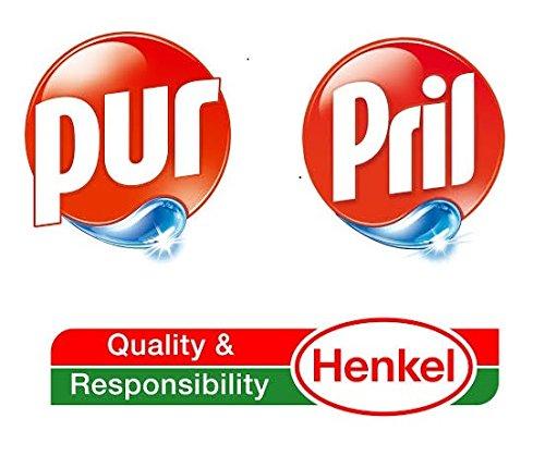Henkel • Pril (Pur) lavanda enzimática lavavajillas líquido ...