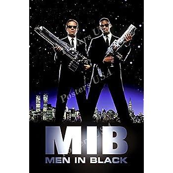 amazon com posters usa men in black mib movie poster glossy