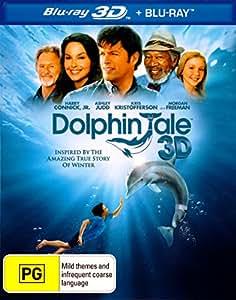 Dolphin Tale 3D BD