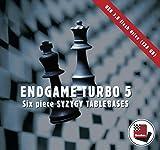 ENDGAME TURBO 5 – USB 3.0 Flash Drive (128 GB) Six piece SYZYGY TABLEBASES