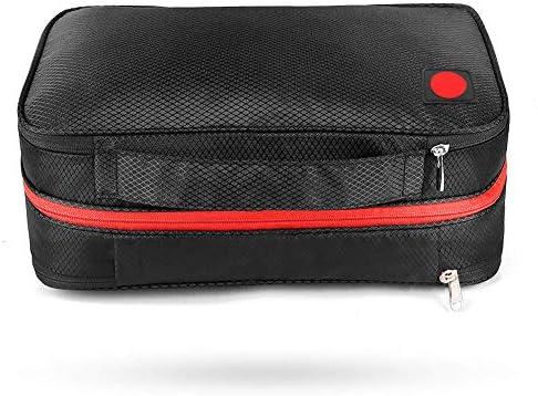 超便利旅行圧縮収納バッグ ファスナー式 15L 乾湿分離 旅行便利グッズ 防水 轻量 スーツケース整理 50%以上圧縮